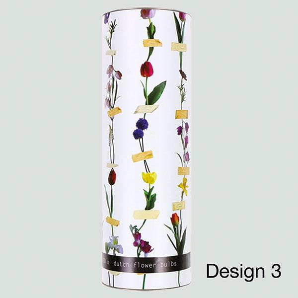 Hülse XL mit Blumenzwiebeln